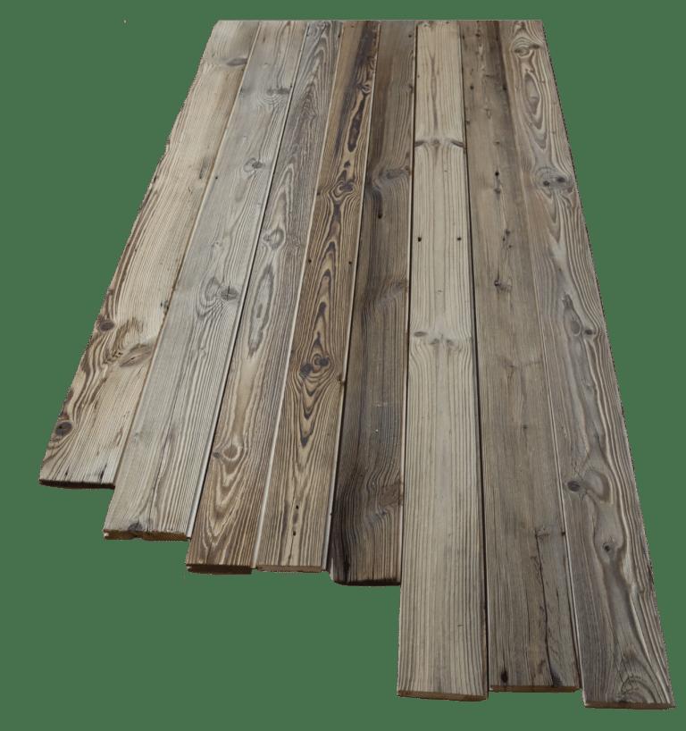 Altholzbretter verschieden freigestellt