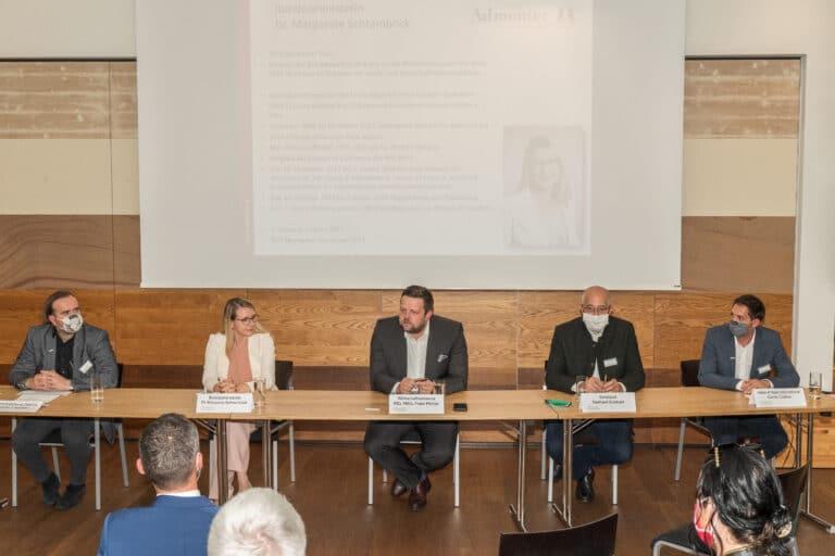 Admonter Pressekonferenz 08.09.2020