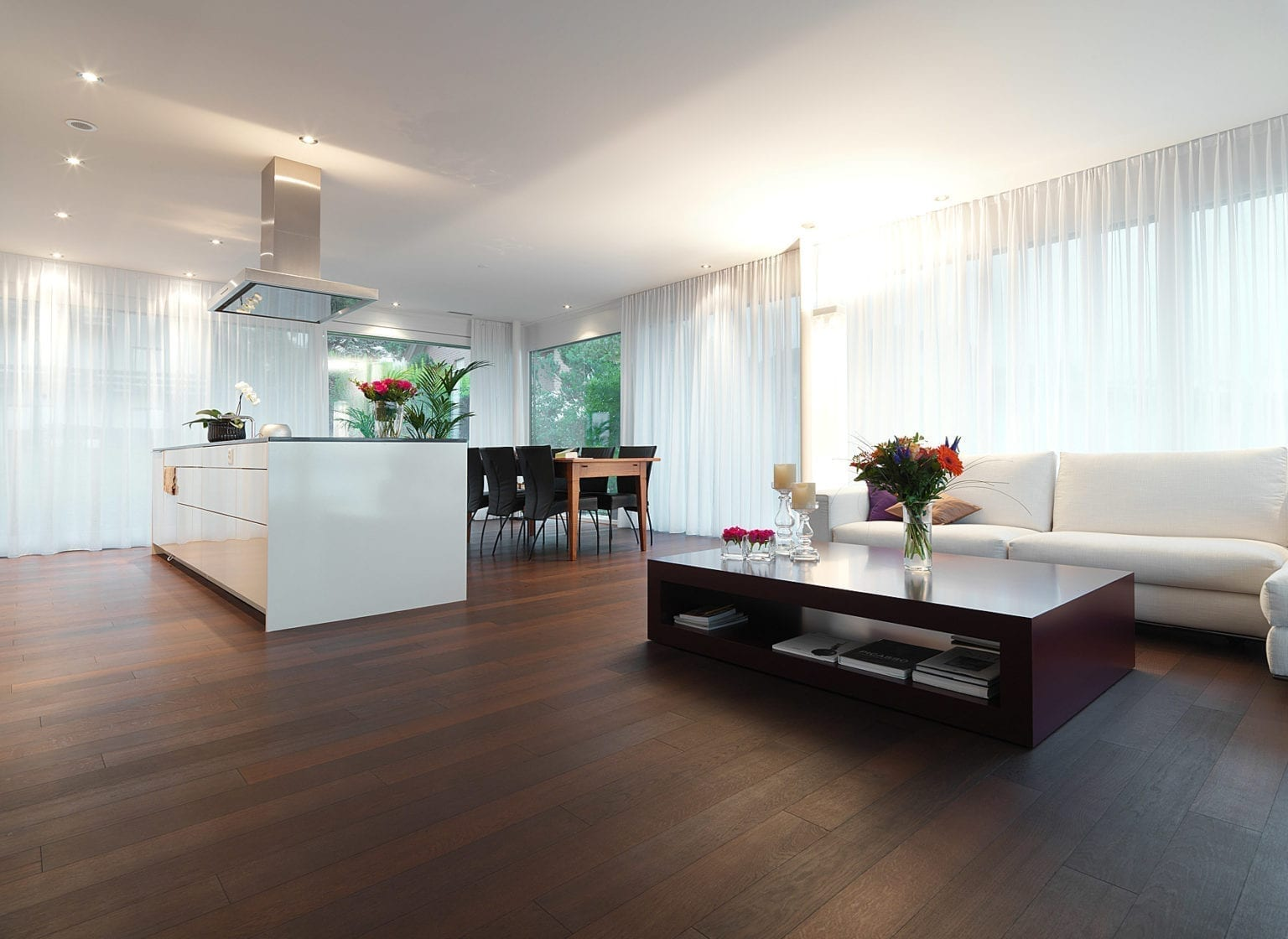 Admonter Floors Wohnküche