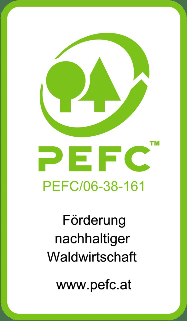 pefc logo off product