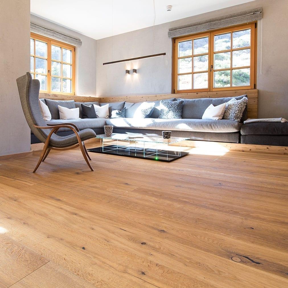 Webshop Blogpost, Admonter FLOORs im Wohnzimmer
